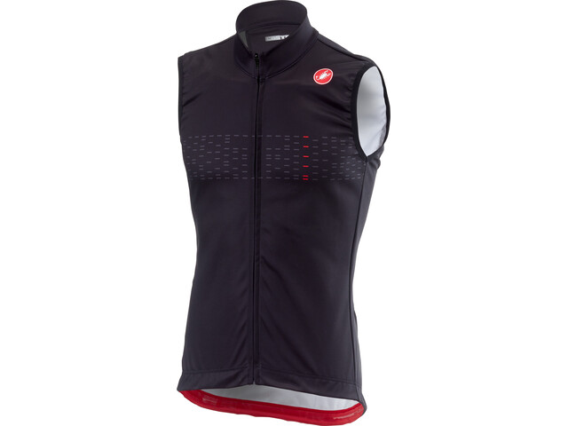 Castelli Thermal Pro Gilet cyclisme Homme, light black